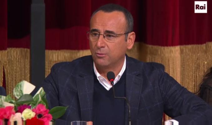 Presentazione Sanremo 2016 diretta streaming conferenza stampa
