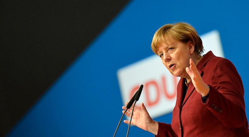 Aggressioni di Capodanno Angela Merkel
