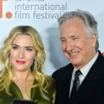 Alan Rickman e Kate Winslet