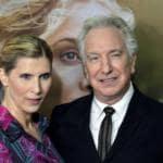 Alan Rickman e Paula Paul