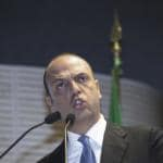 Angelino Alfano Unioni Civili