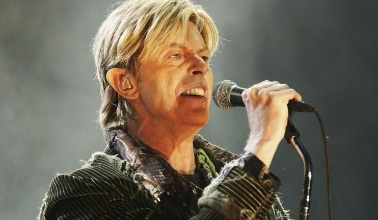 david bowie morte