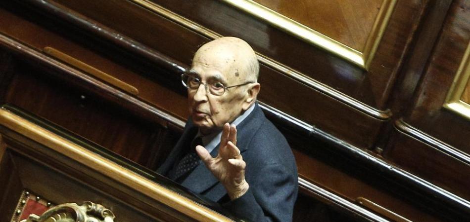 giorgio napolitano europa riforme costituzionali