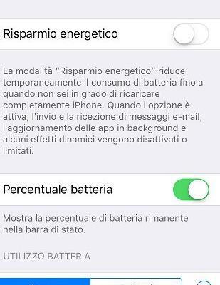 iPhone informazioni