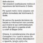 Una conversazione via Whatsapp tra Fico e Nicolais
