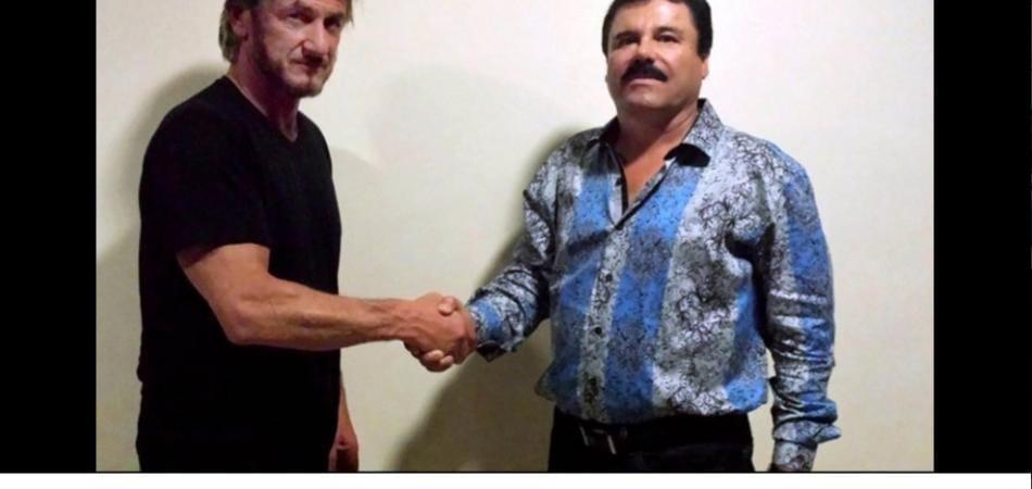 Sean Penn El Chapo