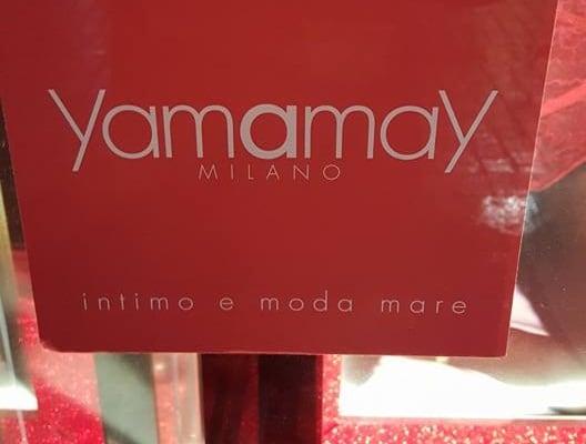 Yamamay, un logo