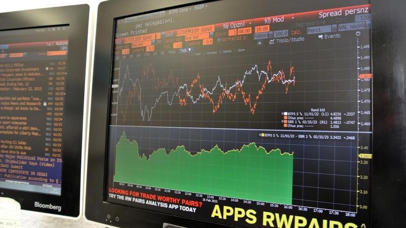 053769f940 Borsa oggi: Milano in grande difficoltà. L'incide Ftse-Mib registra un calo  del 4,69 per cento portando il mercato azionario italiano sotto la soglia  dei ...