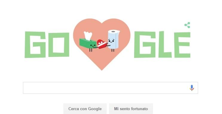 Doodle San Valentino