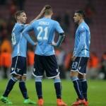 Lazio-Galatasaray presentazione