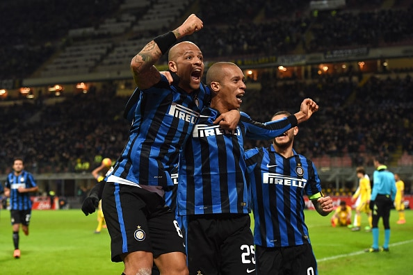 Miranda Gol Inter-Sampdoria VIDEO GOL E HIGHLIGHTS