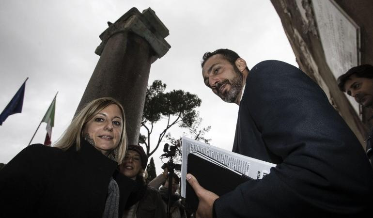M5S Roma Nomi candidati