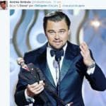 Oscar 2016 DiCaprio twitter