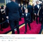 Oscar 2016 Jacob Tremblay