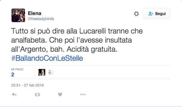 Selvaggia Lucarelli litigio Asia Argento