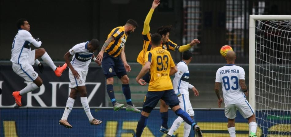 VERONA-INTER 3-3 | GOL E HIGHLIGHTS