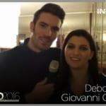 VIDEO Deborah Iurato e Giovanni Caccamo Via da qui Sanremo 2016