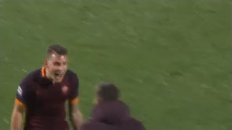 Carpi-Roma video gol e highlights