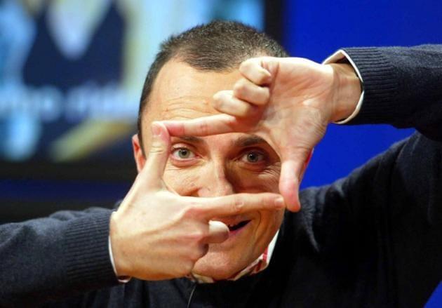 Luttazzi vuole 100mila euro a puntata per scardinare l'editto bulgaro