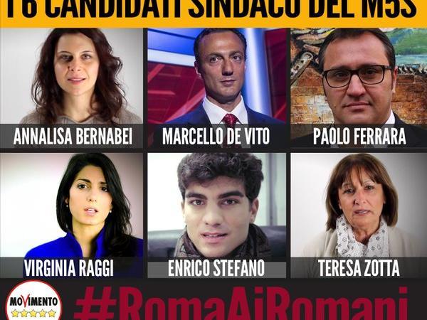 elezioni roma 2016
