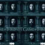game of thrones 6 poster
