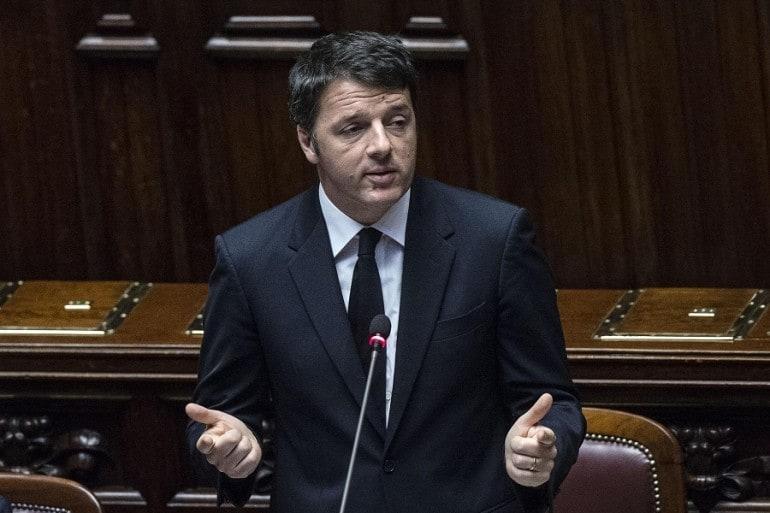 Riforme costituzionali renzi diretta live streaming for Diretta parlamento oggi