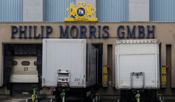 Philip Morris top employer