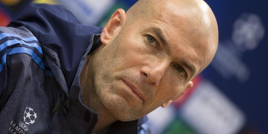 discorso Zidane