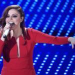 Annalisa a Sanremo 2016