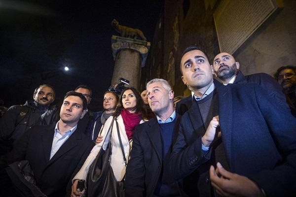 candidati sindaco roma m5s
