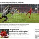 Bayern Monaco-Juventus