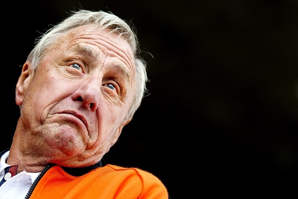 Johan Cruyff morto