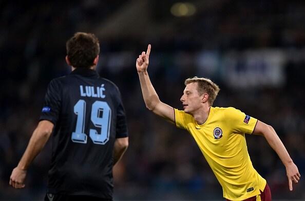 Lazio-Sparta Praga 0-3 VIDEO GOL HIGHLIGHTS