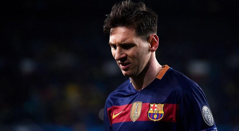 Leo Messi Egitto