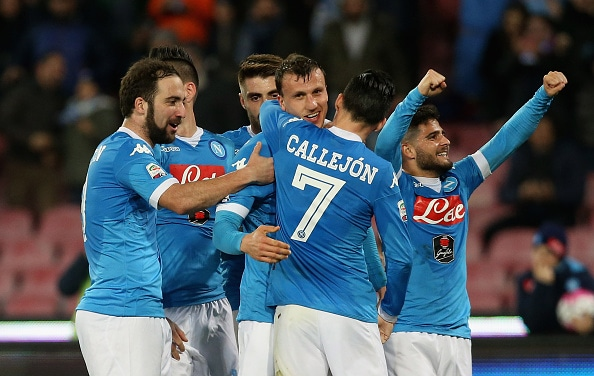 NAPOLI-CHIEVO 3-1 VIDEO GOL HIGHLIGHTS
