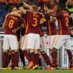 ROMA-FIORENTINA 4-1