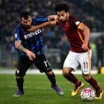 ROMA-INTER 1-1 VIDEO GOL E HIGHLIGHTS