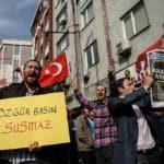 Turchia stampa