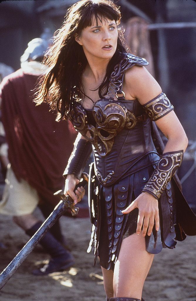Xena Warrior Princess Television Stills Giornalettismo
