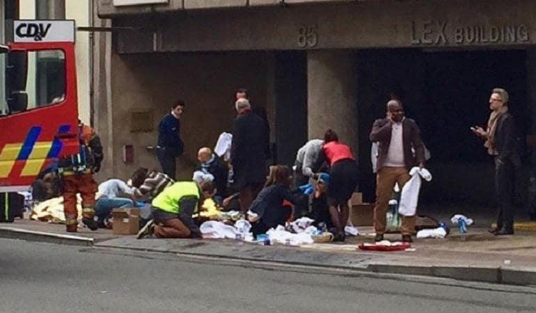 attentato bruxelles metropolitana
