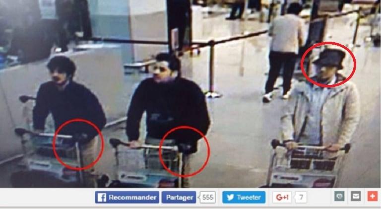 attentato bruxelles terroristi
