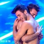 italia got talent ballerini coming out video