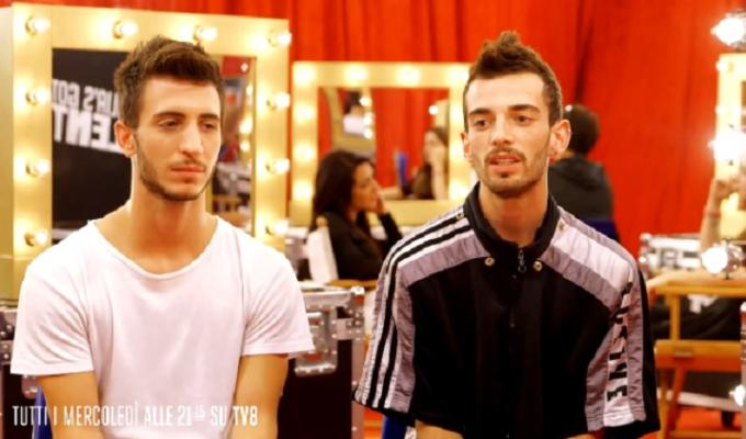 italia got talent ballerini coming out video