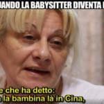 le iene mamma cinese