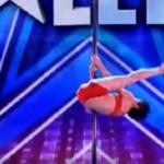 tomoko giapponese pole dance italia got talent video