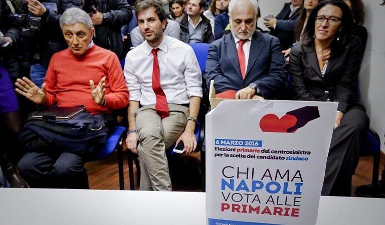 Primarie Napoli 2016