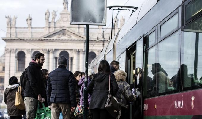 sciopero atac Roma 18 marzo