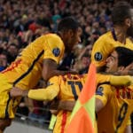 BARCELLONA-ATLETICO MADRID 2-1