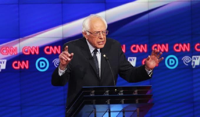 Dibattito democratico Hillary Clinton Bernie Sanders