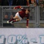 Francesco Totti doppietta Torino